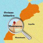 Dónde queda Marruecos