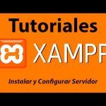 Cómo instalar XAMPP