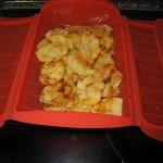 Cómo cocinar tortilla de patata con Lékué