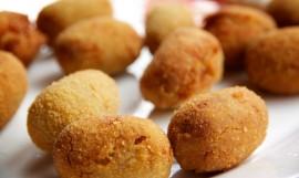Cómo hacer croquetas de pollo y jamón
