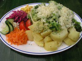 10 recetas vegetarianas