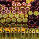 Lista de frutas cítricas