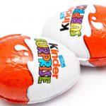 Cómo hacer Huevos Kinder