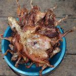 Cómo hacer escabeche de pollo peruano