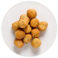 Cómo hacer croquetas de jamón y queso