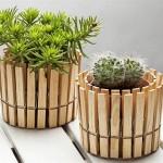 Cómo hacer Artesanías con pinzas de madera