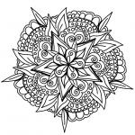 Cómo dibujar mandalas