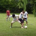 Cómo aprender a jugar a fútbol