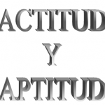 Cuál es la diferencia entre actitud y aptitud