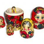 Cómo es la historia de las matrioskas, las muñecas rusas
