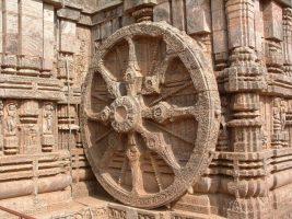 Quién inventó la rueda